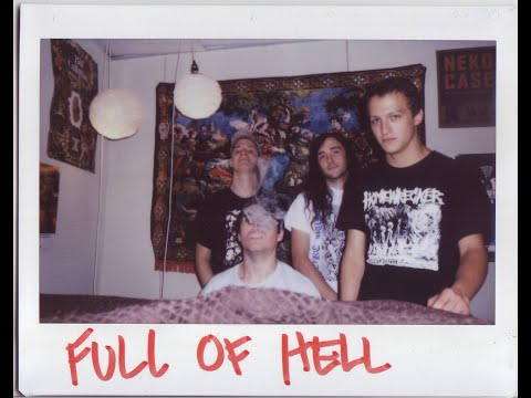 """Full of Hell- """"Endless Drone/Indigence and Guilt"""" (Live On Radio K)"""