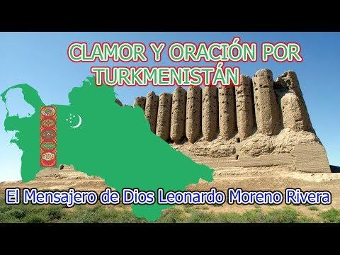 CLAMOR Y ORACIÓN POR TURKMENISTAN