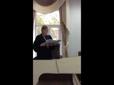 Суддя Гладун Христина Анатоліївна перетворила КПК України на свиняче корито