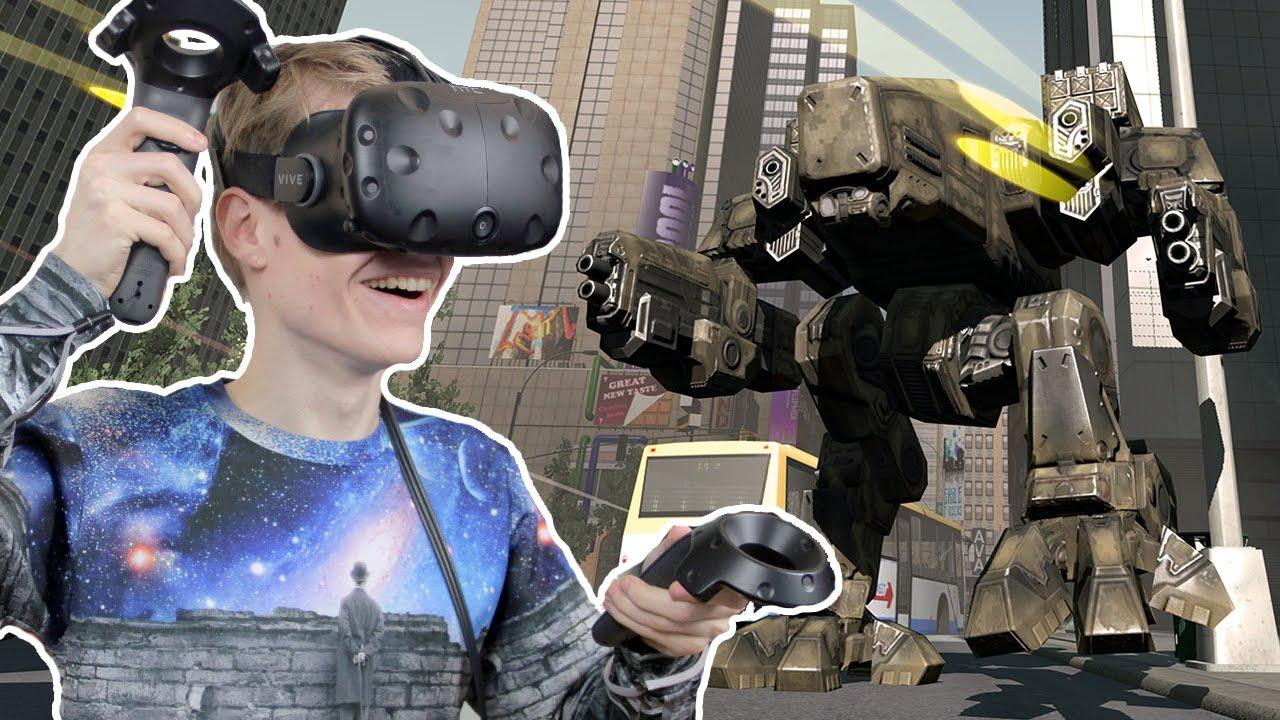 VR Open World Games | Blog of Games
