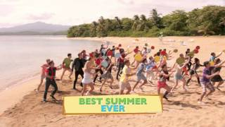 Teen Beach Movie 2: Best Summer Ever Behind the Scenes Rehearsal
