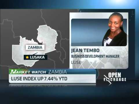 13 March - Zambian Markets with Jean Tembo