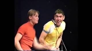 Команда КВН Шиза Уфа. Первое выступление. 25 декабря 1999 года