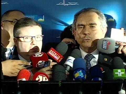 Anastasia e Lira comentam novas fases da comissão de impeachment