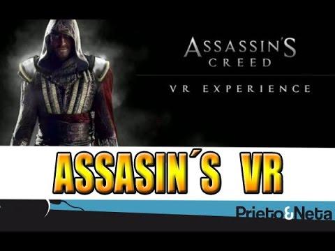 SORPRESA | Anunciado Assassin's Creed VR Experience !!!