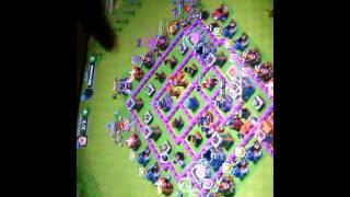 Clash of clans: TUTTE LE MURA AL 6