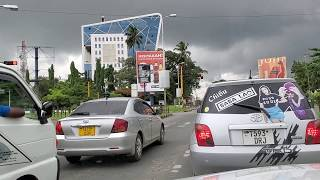 Streets of Dar Es Salaam: Seaview to City Center