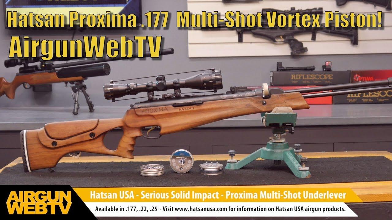 931373b08d Hatsan Proxima Multi-Shot
