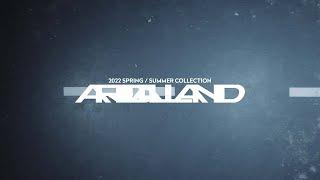 "YUKI HASHIMOTO 2022 SPRING SUMMER COLLECTION ""ARTIFICIAL LAND"""
