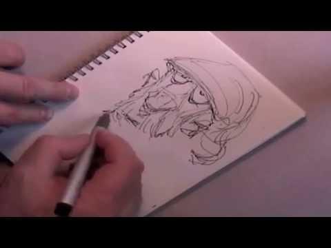 ! SketchBook Pirate 1c... BACharacters