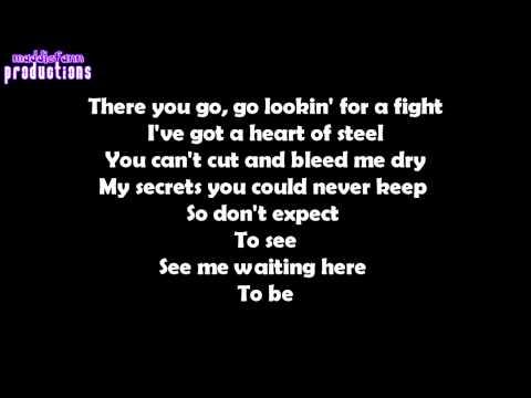 Wondergirl- Hey Monday w/lyrics