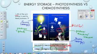 2017 05 15 Bio20E Lesson 1 Unit 4 Chp 1 Biosphere   end