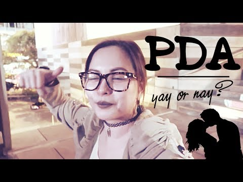 PDA [Public Display of Affection?!] YAY OR NAY?+ TestinG ColourPop Lippie KAPOW #TheWickeRmossVLOGS