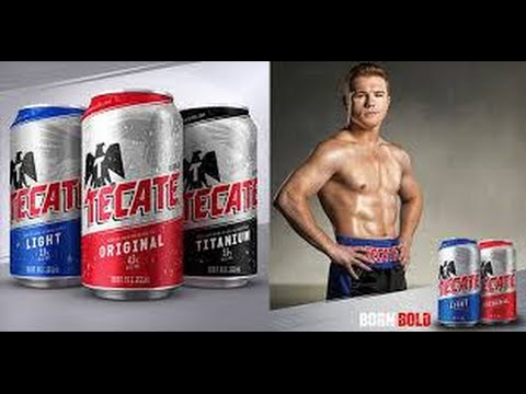 Canelo on being 1st fighter endorsed by tecate esnews boxing youtube canelo on being 1st fighter endorsed by tecate esnews boxing mozeypictures Choice Image