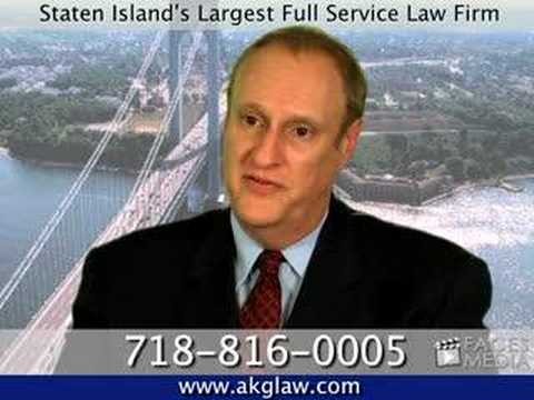 Versatile Law Firm in Staten Island -  Attorneys in New York