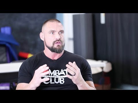 Interview With Rodney Brewer From Combat Club In Lantana, FL