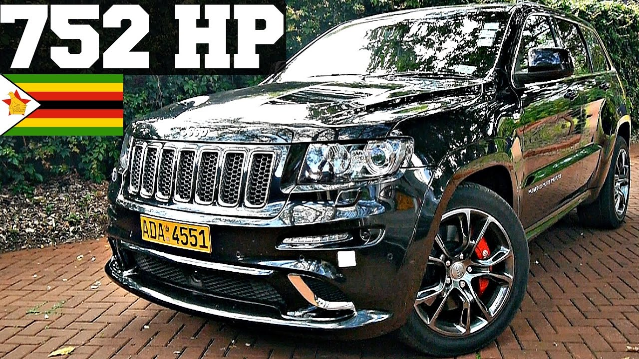 The Fastest 4x4 In Zimbabwe - 752BHP - 900NM Supercharged Jeep Grand