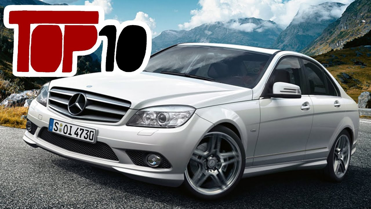 Top 10 luxury sedans for under 20 000 in 2015 youtube for Mercedes benz under 10000 dollars