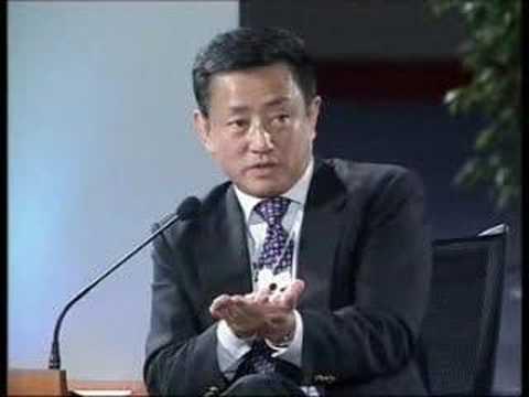 Dalian 2007 - BBC World Debate China: Resolving Tensions of Growth