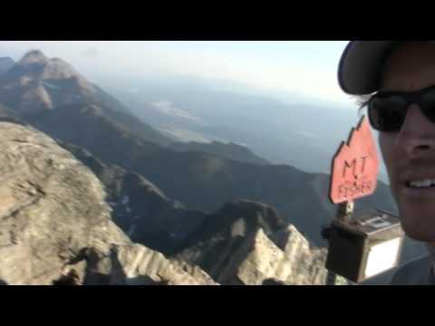 Fisher Peak Overnighter