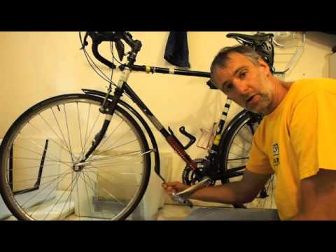 Remove Bike Pedals With Allen Wrench Youtube
