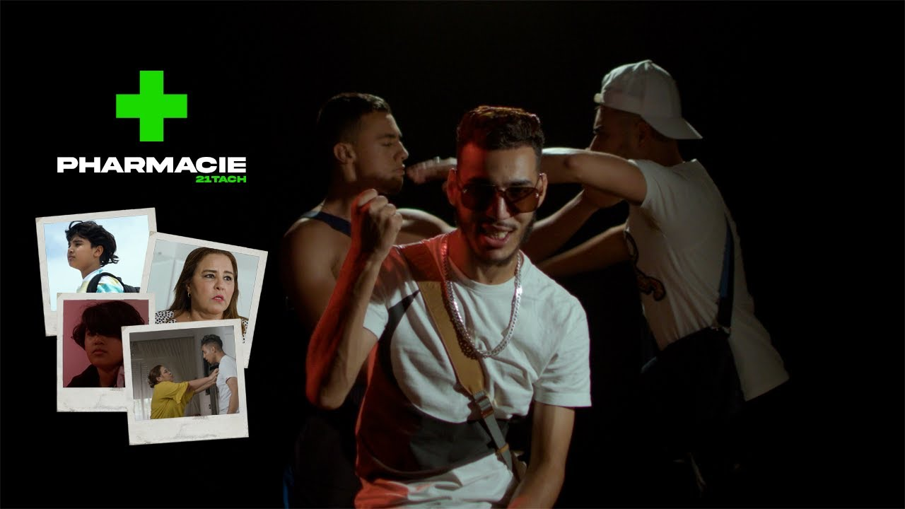 Download 21 Tach - Pharmacie (Official Music Video)