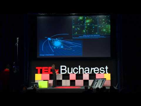 Aurora Simionescu at TEDxBucharest