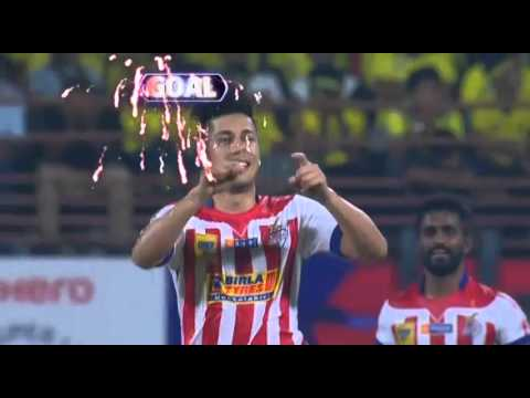 Indian Super League 2015: Kerala Blasters 2-3 Atletico de Kolkata