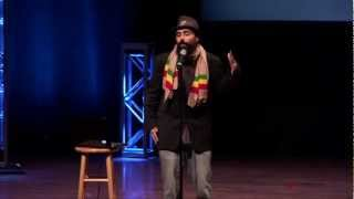 Hip Hop & Science Fiction: Gabriel Teodros at TEDxRainier