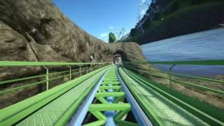Planet Coaster: The Shark Roller Coaster
