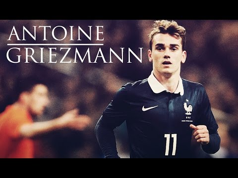 Antoine Griezmann - French Touch - Skills & Goals - 2013-2014 | ᴴᴰ