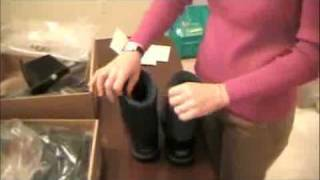 YouTube   Counterfeit Ugg Boots   Don't get ripped off!