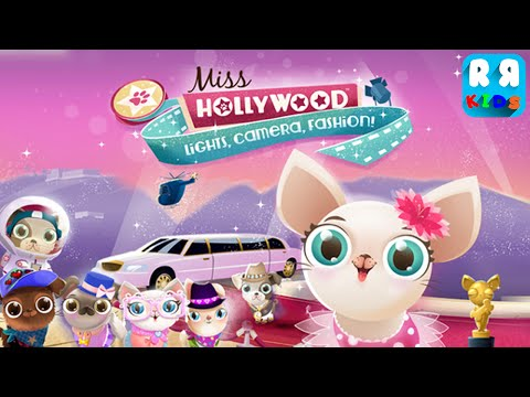 Miss Hollywood: Lights, Camera, Fashion! - Unlock All Pet - Full Gameplay