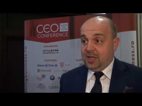 CEO Conference 2018, Virgil Soncutean - CEO, Allianz-Tiriac Asigurari