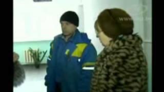 Могилёв. Четыре мертвые собаки и пятна крови на снегу