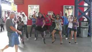 Oppa Gangnam Style Flash Mob Trinidad and Tobago