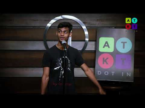 Beta Unka Kavi Hai | Performance Poetry by Thakur College Student | ATKT.in Talent Tent
