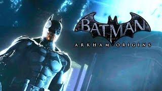 BATMAN ARKHAM ORIGINS - O INÍCIO / BATCAVERNA! (Dublado e Legendado em Portugues PT-BR)