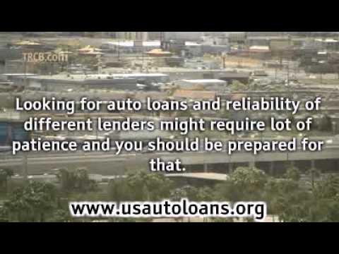 Auto Loans Assess The Lending Companies.