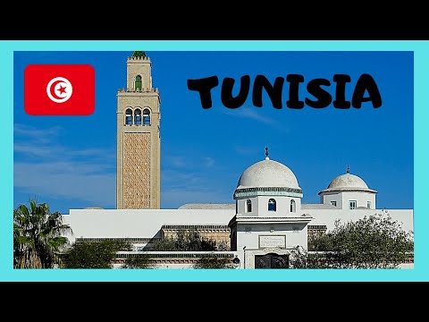 TUNISIA and LA GOULETTE, the beautiful port of TUNIS