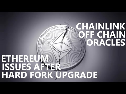 ETHEREUM CLIENTS GO DOWN; Chainlink OFF-CHAIN ORACLE; Signal & Zcash