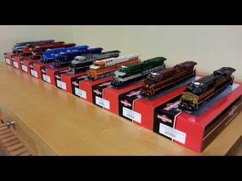 Intermountain Norfolk Southern Heritage Review DC/DCC/Loksound equipped HO Scale