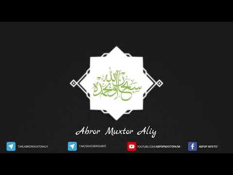 Abdullox zufar  2-qism.