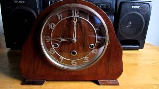 Gufa Westminster Chime Mantle Clock