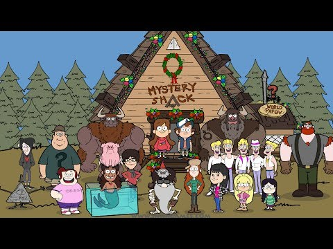 Gravity Falls Saw Game - Solución