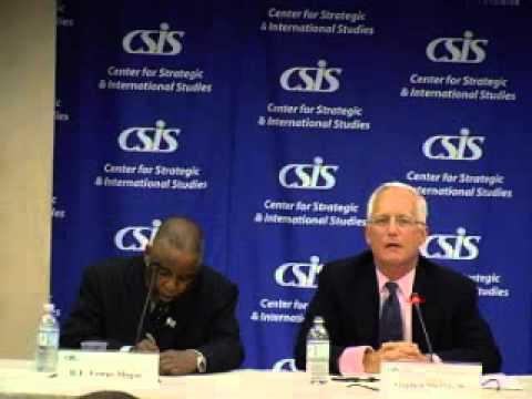 Video: Statesmen's Forum: Festus Mogae, President of Botswana