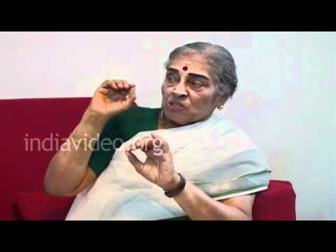 Dr. Leela Omchery about the history of Thiruvattar, Interview Part 1