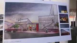 Seton Hill University Dance & Visual Arts Center Groundbreaking