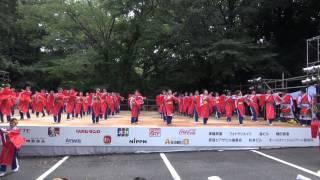 2013 原宿スーパーよさこい・文化館ステージ.