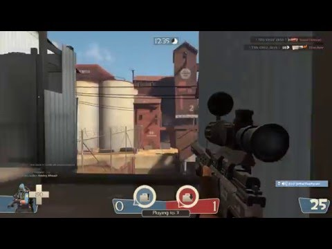 TF2 Hacker Recorded | Aimbot, Wallhack, and more